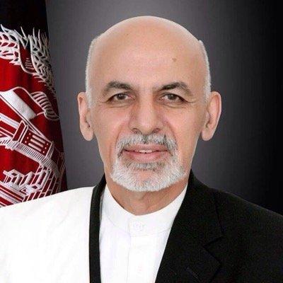 Ashraf Ghani presidente do Afeganistao