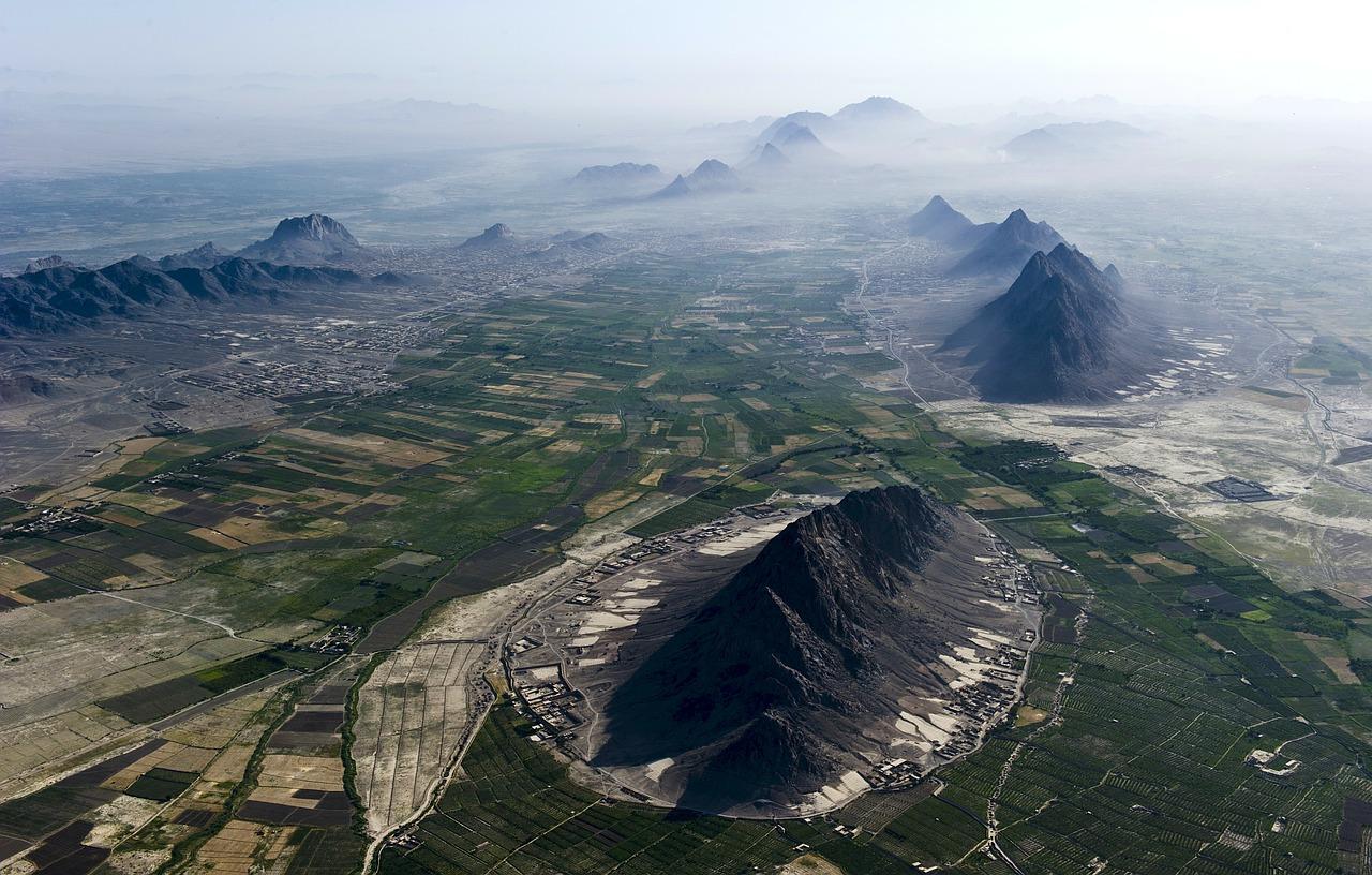 Fotos das Montanhas do Afeganistão