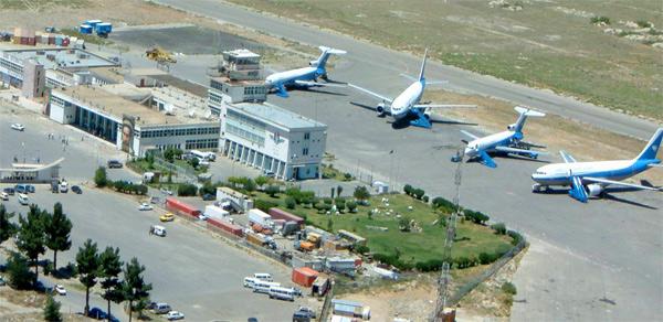 Aeroporto Internacional de Cabul