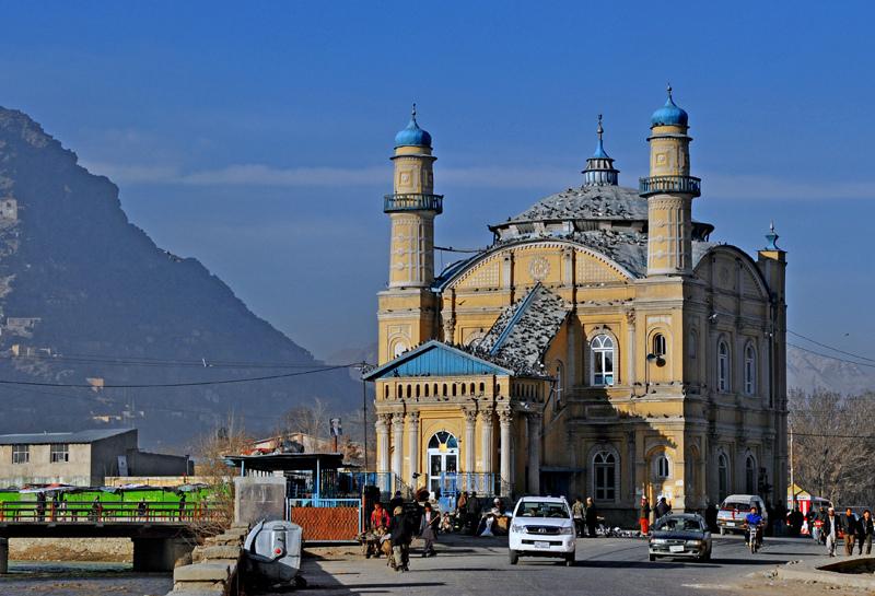 Mesquita Shah-Do Shamshira