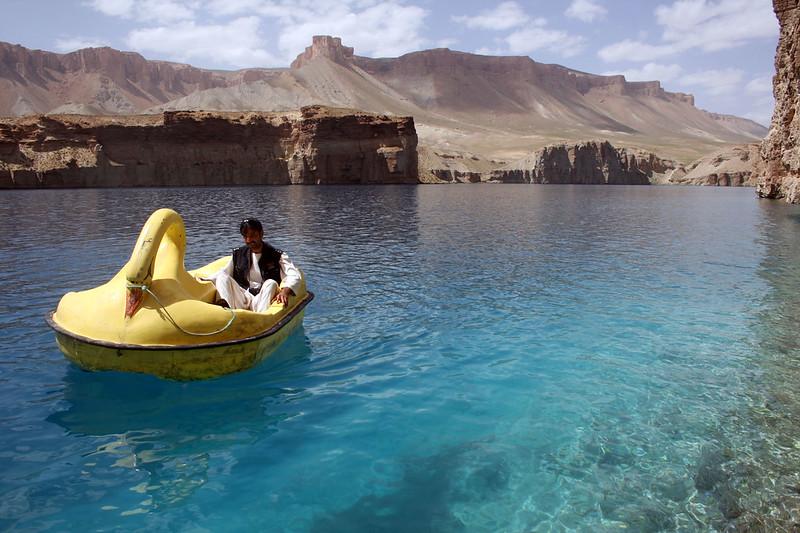 Band-e-Amir Afeganistão