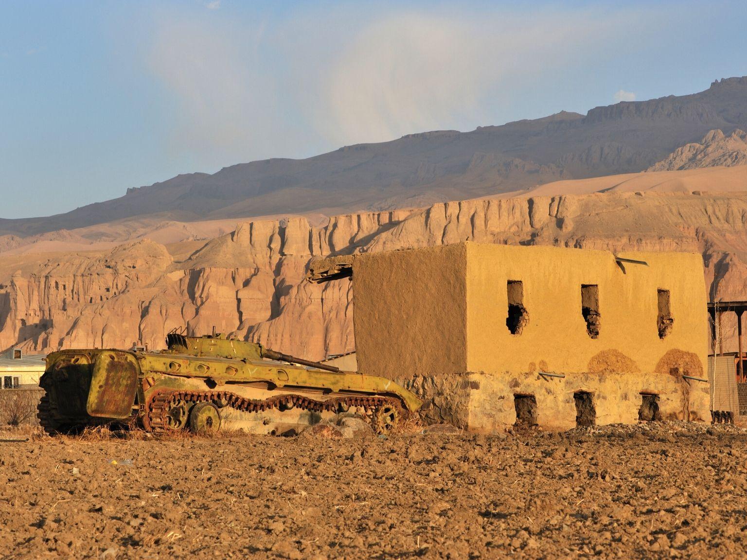 Visitar o Afeganistão