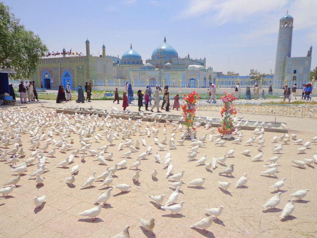O que visitar em Mazar-e Sharif