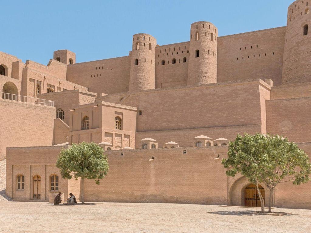 Onde fica Herat